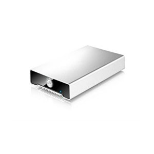 "Boitier AKiTiO 2,5"" USB-C pour SSD"