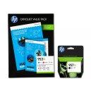 HP Pack cartouches 953 XL 957 XL