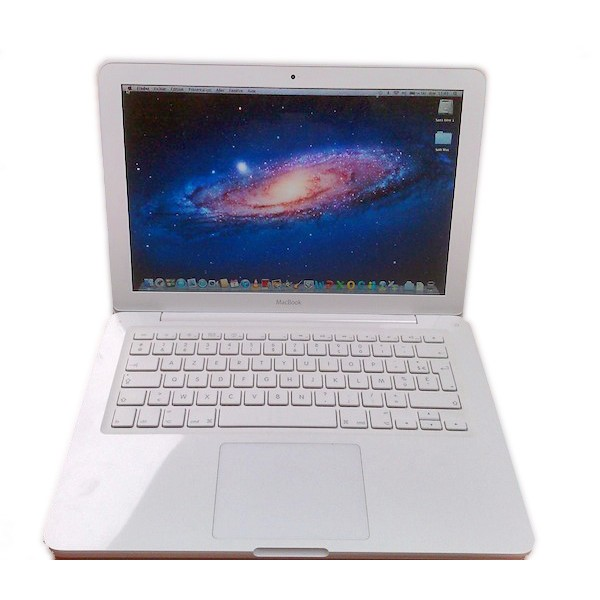 macbook unibody blanc 13 3 c2d 2 4 tout pour le mac. Black Bedroom Furniture Sets. Home Design Ideas