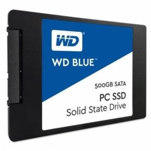 SSD WD de 500 Go